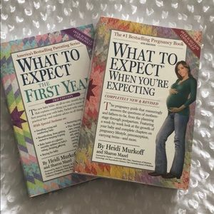 Other - What to Expect When Expecting plus The First Year
